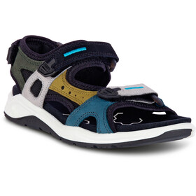 ECCO X-Trinsic Sandals Kids multicolor fir green